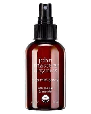 John Masters Sea Mist Spray, testvinderen