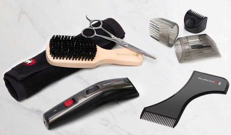 rens din skægtrimmer