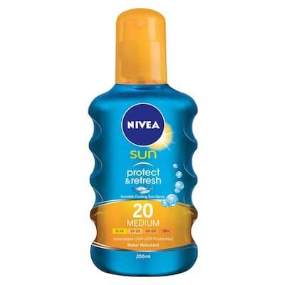 Sun Protect And Refresh SPF
