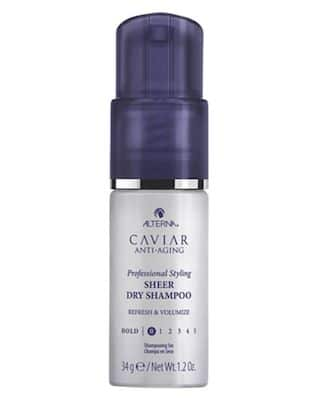 ALTERNA Caviar Sheer Dry Shampoo tørshampoo