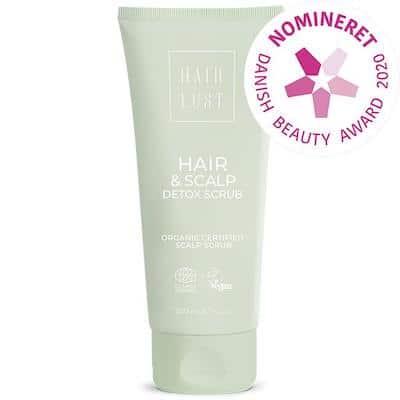 HairLust Hair & Scalp Detox Scrub hårkur