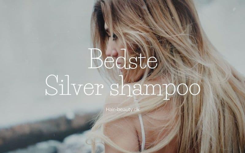 Bedste silver shampoo test