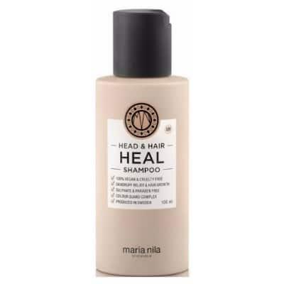 Maria Nila Head & Hair Heal Shampoo - Beroligende og hårvækststimulerende skælshampoo