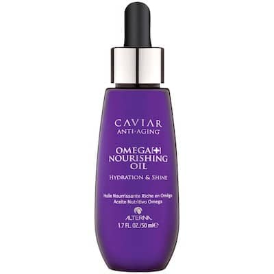 #5 Alterna Caviar Anti-Aging Omega + Nourishing Oil Treatment - Genopbyggende hårolie med op til 250% mere shine