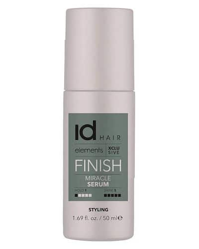 #4 Id Hair Elements Xclusive Finish Miracle Serum - Eksklusiv, glansgivende hårprodukt