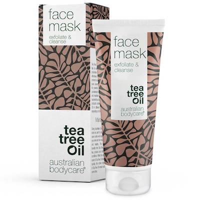 Australian Bodycare Face Mask - Dybderensende maske mod uren hud