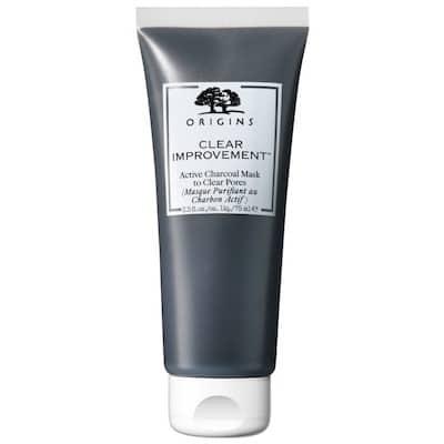 Origins Clear Improvement Active Charcoal Face Mask - Kulmaske til alle hudtyper