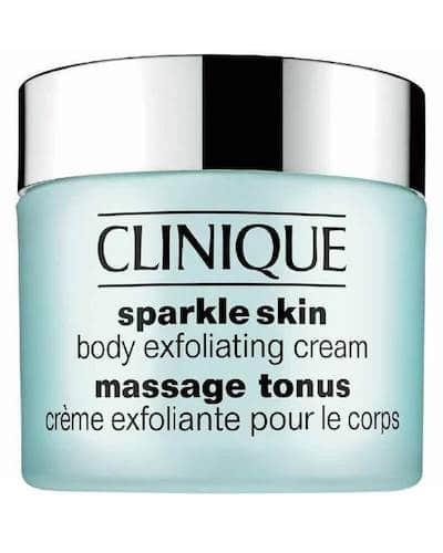 Clinique Sparkle Skin Body Exfoliating Cream