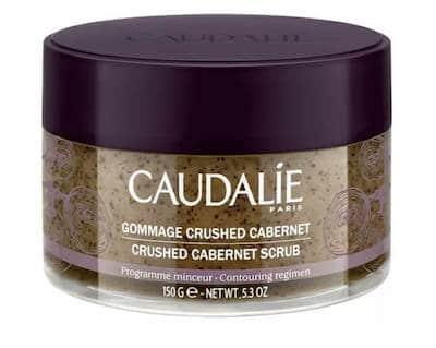 Caudalie Crushed Cabernet Scrub - Stimulerer og nærer kroppen