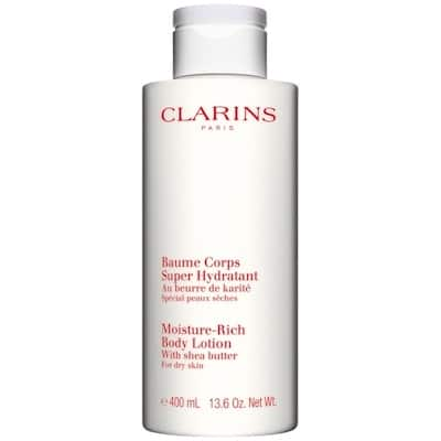 Clarins Moisture-Rich Body Lotion Dry Skin