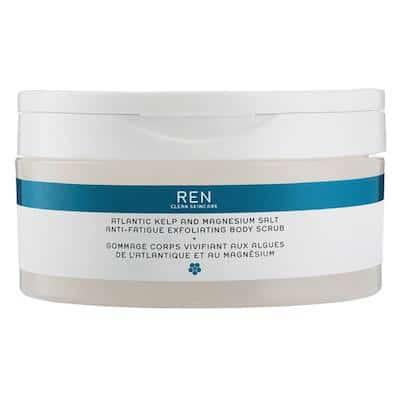 Ren Atlantic Kelp Magnesium Exfoliating Scrub - Beroligende og afslappende spa-oplevelse