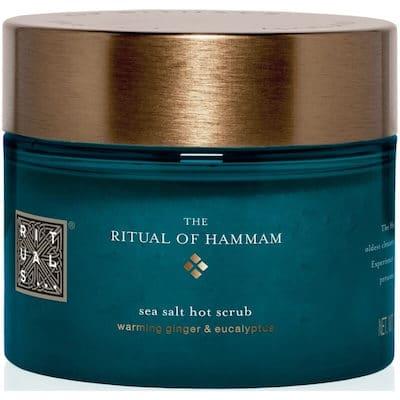 Rituals Hammam Sea Salt Hot Scrub - Forfriskende hud med glød