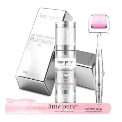 Âme Pure CIT Face Roller Platinum Kit