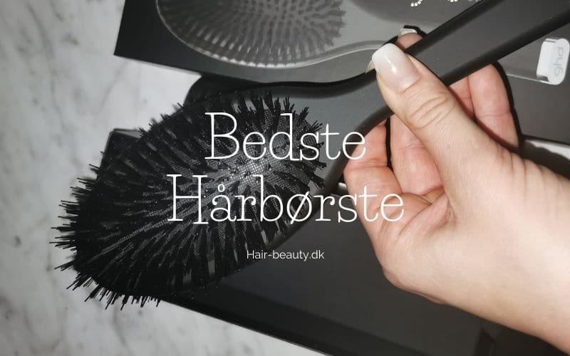 Bedste hårbørste test