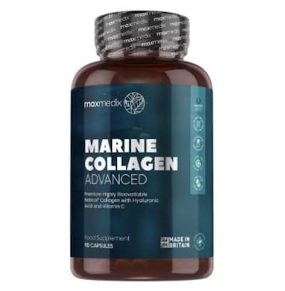 Marine kollagenpulver med Hyaluronsyre